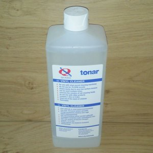 Tonar QS Vinyl Cleaner for Recordcleaningmachines - 1 liter