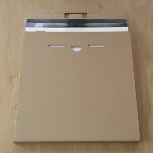 "Mailers for 12"" Vinyl (4-6 records) - 10 pieces"