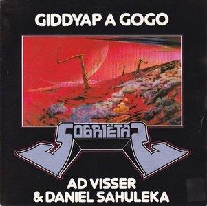 Ad Visser - Giddyap a gogo + Relief of demorzan (Vinylsingle)