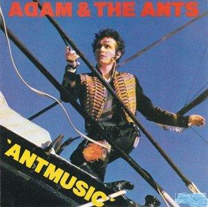 Adam Ant - Antmusic + Fall in (Vinylsingle)