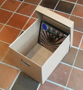 """10"""" / 78Toeren Vinyl Box"""