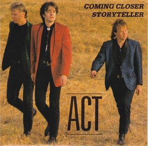 Act - Coming Closer + Storyteller (Vinylsingle)