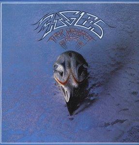 EAGLES - THEIR GREATEST HITS (Vinyl LP)