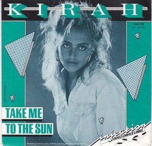 Kirah Take Me To The Sun Instr Vinylsingle Hitson45