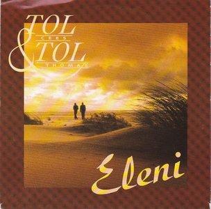 Tol & Tol - Eleni + Beyond borders (Vinylsingle)