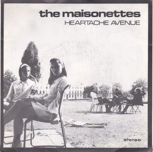 Maisonettes - Heartache avenue + The last one to know (Vinylsingle)