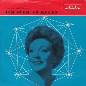 Zarah Leander - Yes sir + Der wind hat mir ein lied erzahlt +2 (Vinylsingle)